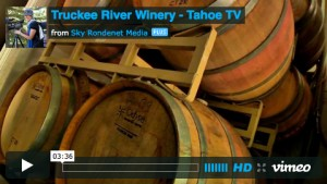 Truckee River Winery Video thumbnail