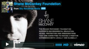 McConkey Foundation Video thumbnail