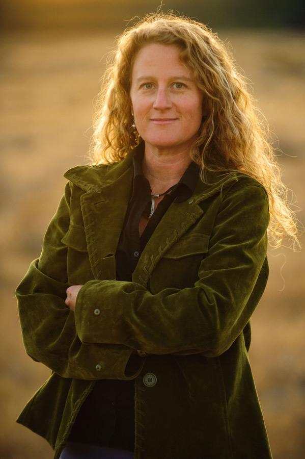 Alison Bermont Portrait