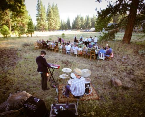 Gorgeous Farm Table Dinner Event