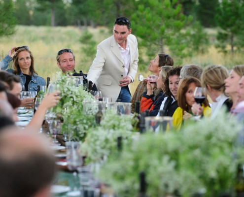 Shaw Farm to Table Dinner Event
